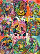 Nine Up of Jungle Wild