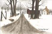 The Wintery Road Home