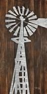 Metal Windmill