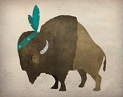 Buffalo Bison III