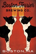 Boston Terrier Brewing Co Boston