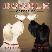 Doodle Coffee Double IV Portland