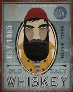 Fisherman VI Old Salt Whiskey