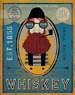 Fisherman IV Old Salt Whiskey