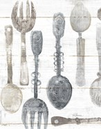Spoons and Forks II Neutral