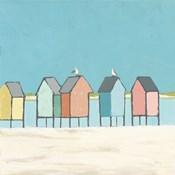 Cabanas II Pastel