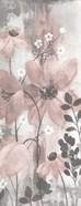 Floral Symphony Blush Gray Crop II