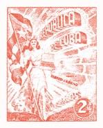 Cuba Stamp XXI Bright