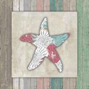 Sea Side BoHo Frame - Starfish