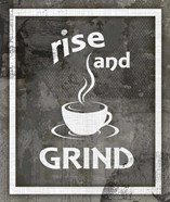 Farm Sign Rise And Grind