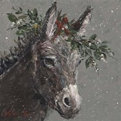 Mary Beth the Christmas Donkey