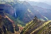 Kauai Waimea Canyon Waipoo Falls