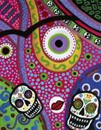 Abstract Frida Dod