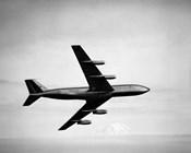 1950s 1960s Boeing 707 Jet Airplane