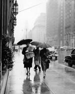 1950s Fashionable Woman