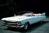 1950s 1959 El Dorado Biarritz Cadillac Convertible