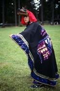 Makah Indian Female Dance Costume