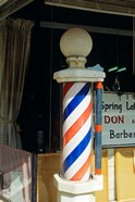 Barber Pole Spring Lake New Jersey Usa