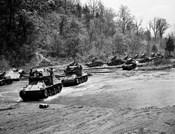 1940s World War Ii 12 Us Army Armored Tanks