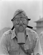 1940s 1942 Unidentified Man Soldier