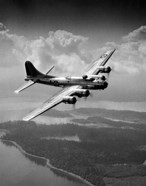 1940s Us Army Aircraft World War Ii B-17