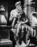 1500S Tomb Pope Julius 11 16Th Century Marble Sculpture Moses