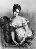 1800s Madame Recamier The Most Beautiful Woman