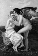Love Of Psyche By F.P. Gerard Eros