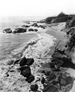 1910s Circa 1918 Arch Beach Laguna California Usa
