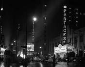 1950s 1953 Pantages Theater Academy Awards