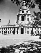 1930s City Hall Building Pasadena California