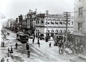 1900S Intersection Of Fair Oaks And Colorado Streets