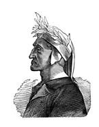 1300S Dante Alighieri Italian Poet