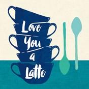 Linen Coffee III Light