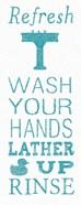 Hand Towel Sink
