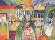 Ladies in Crinolines, 1909