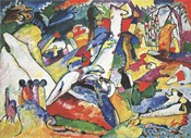 Sketch for Compositon II, 1910