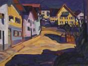 Murnau Burggrabenstrasse, 1908
