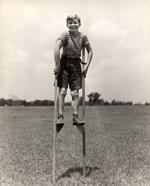 1930s 1940s Smiling Happy Boy