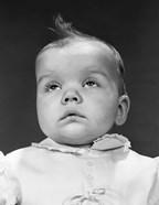 1950s Baby Portrait Wear Dress