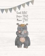 Kind Heart Hippo
