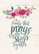 Family That Pray