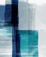 Blue Abstract V