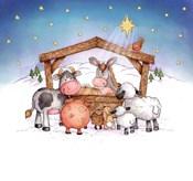 Animal Nativity