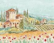 Tuscan Breeze I No Grapes