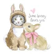 Easter Kitties III
