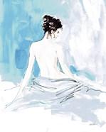 Nude I Blue