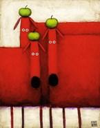 Tres Amigos Art