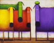 Rainbow Dogs II
