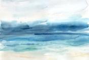 Indigo Seascape Landscape